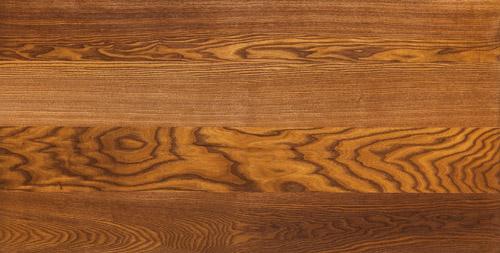 Deska podłogowa jesion thermo bursztyn, podłoga jesion warstwowa
