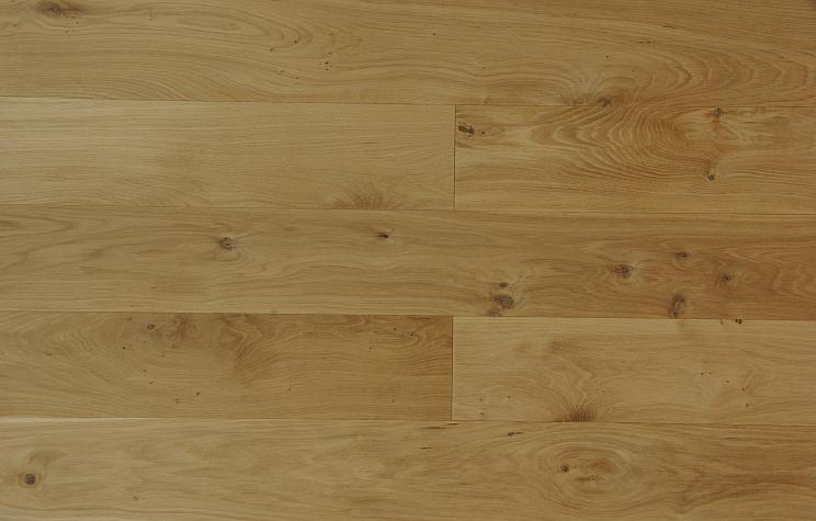 Deska podłogowa Surowa, podłoga dębowa warstwowa