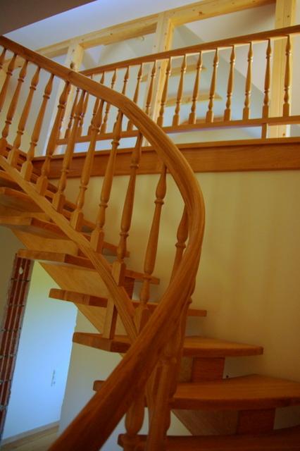 schody na wdze bocianiej