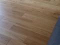 Deska podłogowa, dąb, lakier, szczotka, kl. Rutsic, Champage