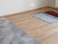 Deska podłogowa dąb, kolor Champage, nadaje się na ogrzewanie podłogowe
