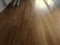 Podłoga drewniana, lakier, dąb, klasa Rustic