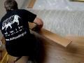 Podłoga drewniana nadaje się na ogrzewanie podłogowe.