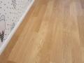 Podłoga drewniana, dębowa, deska warstwowa, olej, kl. NATUR