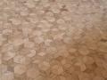 Polerowanie podłogi olejowanej