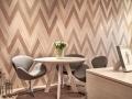 jodełka węgierska, ściana z drewna, deski na ściane, dąb