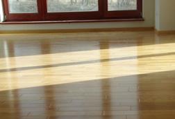 Podłoga drewniana, parkiet lity, dąb, jesion